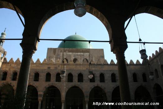Cairo Citadel Mosque, Egypt