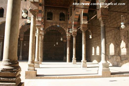 Islamic Mosque Citadel Cairo