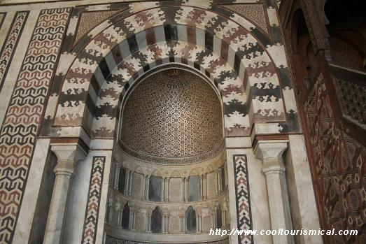 Muhammad Mosque Citadel Cairo Egypt