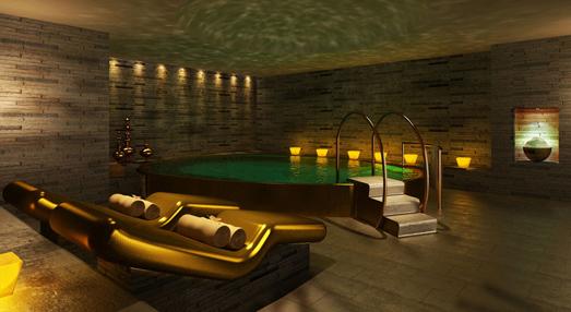 Atarmia Spa Hyatt Hotel Saadiyat Island